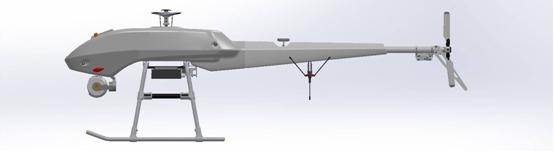 Radio_600_MHz_UAV's_video_&_data_duplex